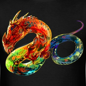 dragon chinese - Men's T-Shirt