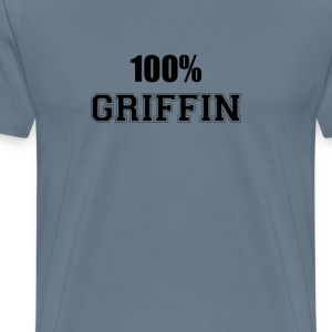 100% griffin T-Shirts - Men's Premium T-Shirt