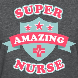 Super Amazing Nurse T-Shirts - Women's T-Shirt