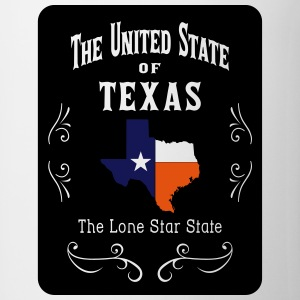United State of Texas - Coffee/Tea Mug