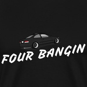 Four Bangin - Men's Premium T-Shirt