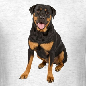 Rottweiler - Men's T-Shirt