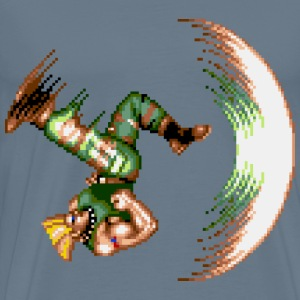 Guile Flashkick - Men's Premium T-Shirt