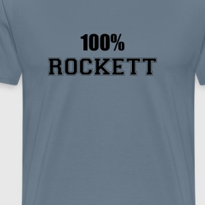 100% rockett T-Shirts - Men's Premium T-Shirt