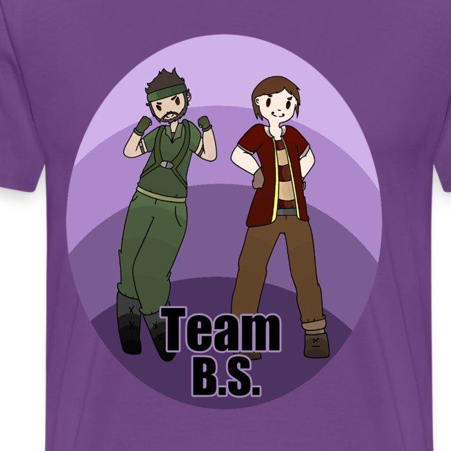 Team B.S. Men's Premium T-Shirt (Style 1)