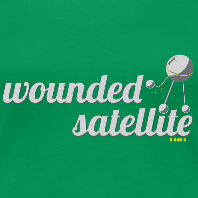 Wounded Satellite (hers)