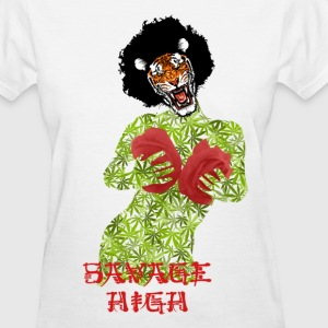 SAVAGE HIGH GRAPHIC TEE - Women's T-Shirt