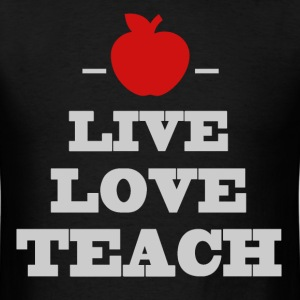 TEACH2.png T-Shirts - Men's T-Shirt