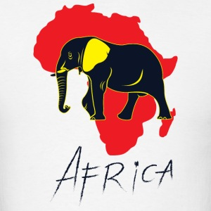 African Safari T-Shirt - Men's T-Shirt