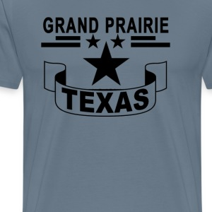 grand_prairie_texas - Men's Premium T-Shirt