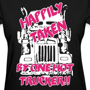 Hot Trucker Shirt - Women's T-Shirt