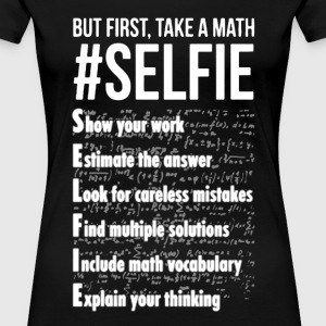 Math Shirt - Women's Premium T-Shirt