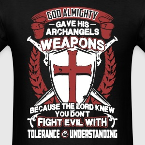 Weapon Shirt - Men's T-Shirt