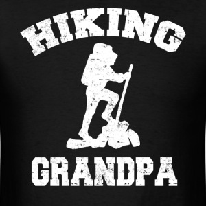 HIKING GRANDPA - Men's T-Shirt