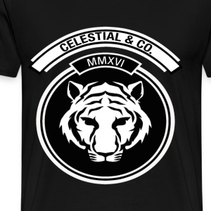 Celestial & Co. Offical Tiger Tee - Men's Premium T-Shirt