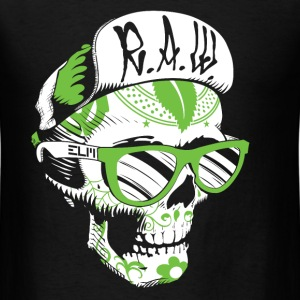 RAW Skully - Men's T-Shirt