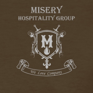Misery Hospitality Group - We love company - Women's T-Shirt