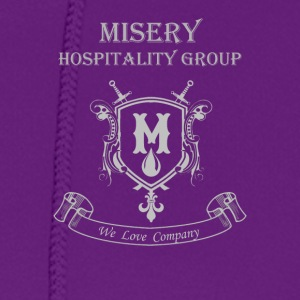 Misery Hospitality Group - We love company - Women's Hoodie