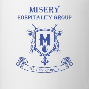 Misery Hospitality Group - We love company - Coffee/Tea Mug