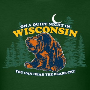 HEAR THE BEARS CRY T-Shirts - Men's T-Shirt