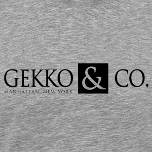 Gekko & Co. T-Shirts - Men's Premium T-Shirt