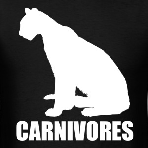 CARNIVORES5.png T-Shirts - Men's T-Shirt