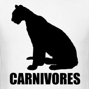 CARNIVORES6.png T-Shirts - Men's T-Shirt