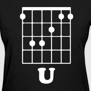 Guitar Shirt - Women's T-Shirt