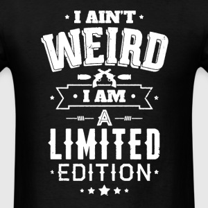 I Am A Limited Edition - Men's T-Shirt