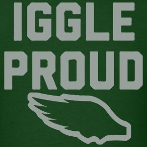 Iggle Proud T-Shirts - Men's T-Shirt