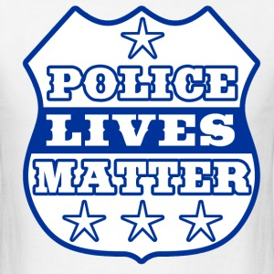 POLICE568.png T-Shirts - Men's T-Shirt
