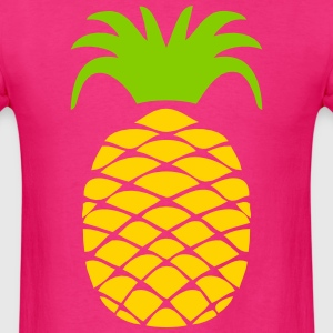 Cute Pineapple T-shirt - Men's T-Shirt