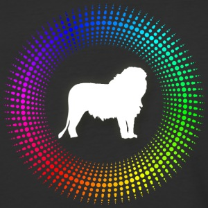 Mystical Lion - Baseball T-Shirt