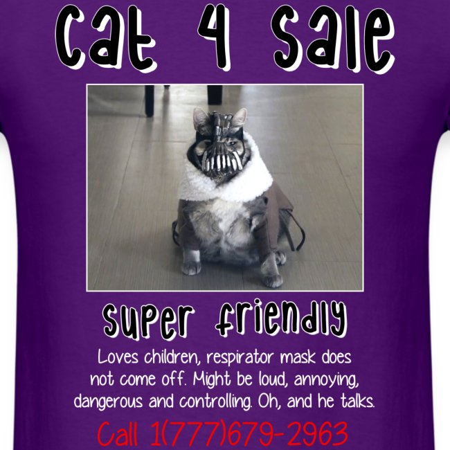 Cat 4 Sale T-Shirt