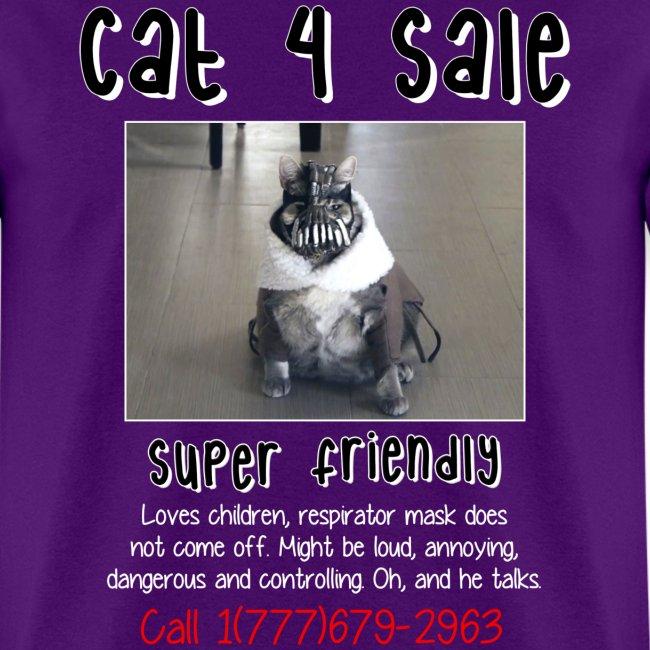 Cat 4 Sale T-Shirt