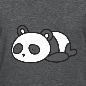 Sleeping Panda T Shirt - Women's T-Shirt