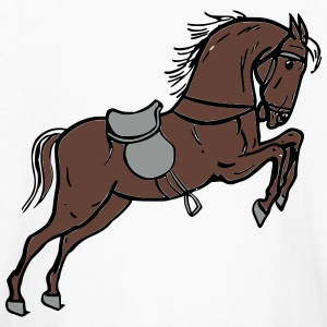 Horse Kids' Shirts - Kids' Long Sleeve T-Shirt