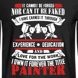 Painter Shirt - Men's Long Sleeve T-Shirt