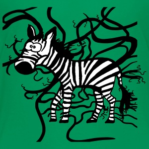 Zebra and Tapejams Kids' Shirts - Kids' Premium T-Shirt
