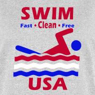 Design ~ Swim Fast Swim Clean Swim Free