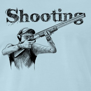 Shooting T-Shirts - Men's Premium T-Shirt
