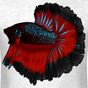betta fish - Men's T-Shirt