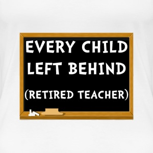 Retired Teacher - Women's Premium T-Shirt
