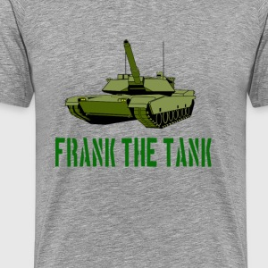 Old School - Frank The Tank - Men's Premium T-Shirt