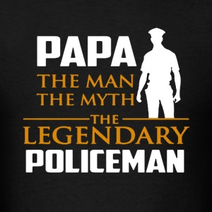 Legendary Police Shirt - Men's T-Shirt