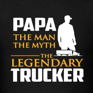 Legendary Trucker Shirt - Men's T-Shirt