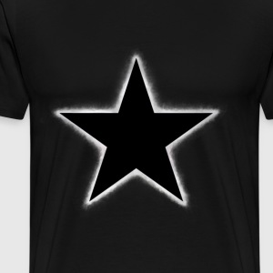 Star eclipse - Men's Premium T-Shirt