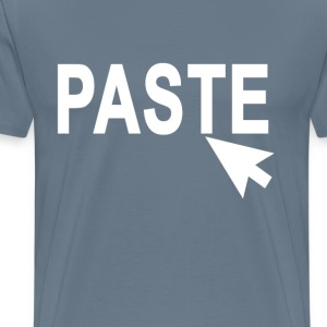 paste_pointer_ - Men's Premium T-Shirt