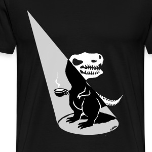 Tea Rex show time T-Shirts - Men's Premium T-Shirt
