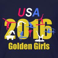 Design ~ 2016 Golden Girls - Kids t-shirt - navy